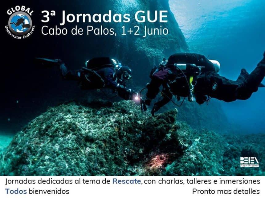 3ªs Jornadas GUE 1-2 Junio 2019